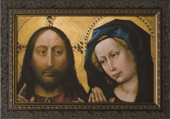 Mary with Christ - 3 Framed Options