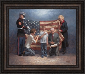 Mending The Nation by Jon McNaughton - 12 Options Available