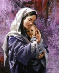 Mother and Child by James Seward - 5 Sizes Available
