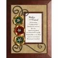 Mother and Friend - Framed Christian Tabletop Home Decor