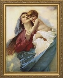 Mother of Purity - 3 Framed Options - Christian Art