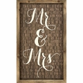 Mr. & Mrs Framed Art - Christian Home & Wall Decor