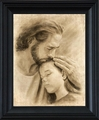 "My Child by David Bowman - 8 Framed & Unframed Options - ""Best Seller"""