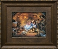 No Room in the Inn by Tom duBois - Framed Christian Art