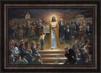One Nation Under God by Jon McNaughton - 21 Framed & Unframed Options