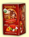 Shepherd's Organic Cranberry Orange Rooibos Bible Verse Tea