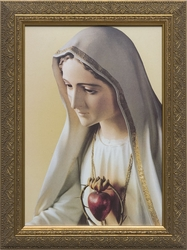 Our Lady of Fatima - 2 Framed Options - Christian Art