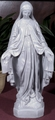 "Our Lady of Grace 33"" Outdoor Statue"