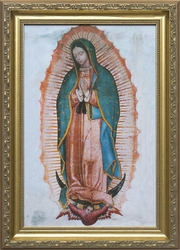 Our Lady of Guadalupe (Full Image) - 5 Framed Options