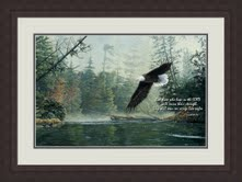 Out of the Mist by Greg Clair - 6 Framed & Unframed Options