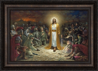 Peace is Coming by Jon McNaughton - 11 Framed & Unframed Options