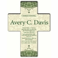 Personalized Classic Irish Cross Blessing 4 - A Gaelic Christening Blessing