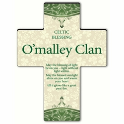 Personalized Classic Irish Cross Blessing 7 - Old Celtic Blessing