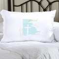 Personalized Faith and Love Pillow Case