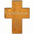 Personalized Gardens of Grace Cross Prayer 1 - Guardian Angel