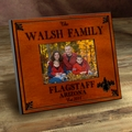 Personalized Spruce Picture Frame