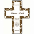 Personalized Tree of Life Cross Prayer 1 - Guardian Angel