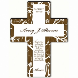 Personalized Tree of Life Cross Prayer 3 - Prayer of Protection