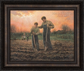 Planting Seeds of Greatness by Jon McNaughton - 14 Framed & Unframed Options