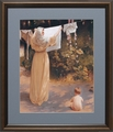 Polish Madonna - 4 Matted & Framed Options