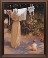Polish Madonna - 4 Framed Options - Christian Art