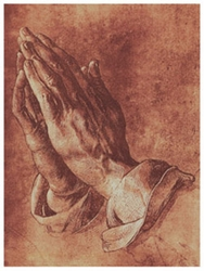 Praying Hands by Albrecht Durer - 2 Sizes Available