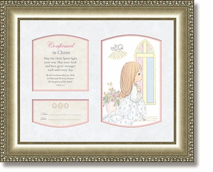 Precious Moments® Confirmation - Girl John 4:13 by Heartfelt