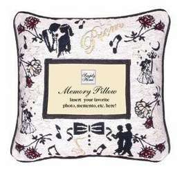 Prom Memory Pillow