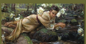 Quiet Waters by Daniel Gerhartz