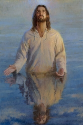 Reflection of God by Morgan Weistling - 2 Unframed Options
