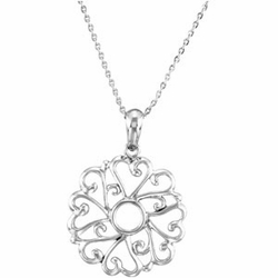 Remember I Love You (Youngest Child) Necklace