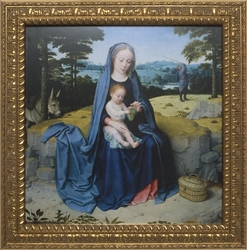 Rest on the Flight into Egypt - 2 Framed Options