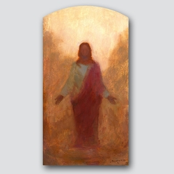 Resurrected Christ by J. Kirk Richards - 3 Selections Available