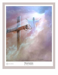 Resurrection by Danny Hahlbohm - 6 Unframed Options