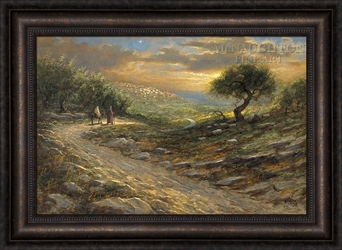Road to Bethlehem by Jon McNaughton - 8 Options Available