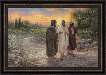Road to Emmaus by Jon McNaughton - 10 Options Available