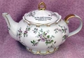 Guardian Angel 8C Square Teapot