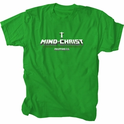 Mind Of Christ Christian Tee