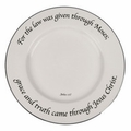 Scripture Tableware Grace Collection