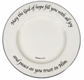 Scripture Tableware Hope Collection