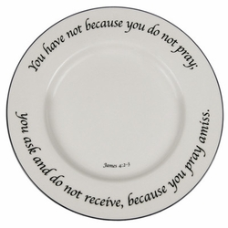Scripture Tableware Prayer Collection