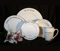 Scripture Tableware Wisdom Collection