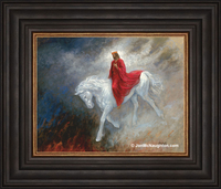 Second Coming Of Christ by Jon McNaughton - 2 Options Available