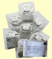 Shepherd's Bible Verse Tea - Bulk Tea Bags - Peach White - 100 Bags