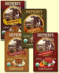 Shepherd's Bible Verse Tea Combo Pack