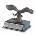 Soaring Eagle Inspirational Mini Sculpture
