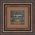 Son - Framed Christian Tabletop Home Decor