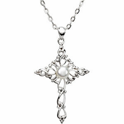 Sterling Silver Confirmed by Grace Necklace