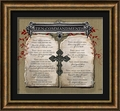 Ten Commandments Christian Wall Decor