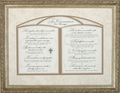 Ten Commandments For Marriage - Christian Home Decor